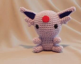 Espeon Crochet Amigurumi Pokemon Plush