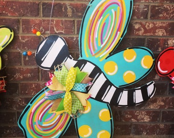 Dragonfly Doorhanger summer