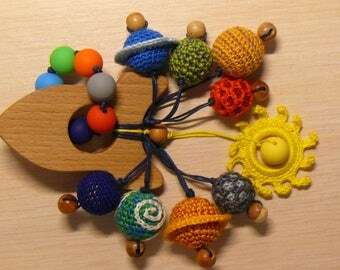 "eco-teether ""Solar system"""