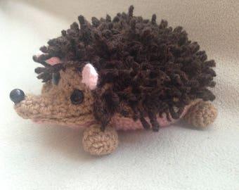 Crochet Hedghog