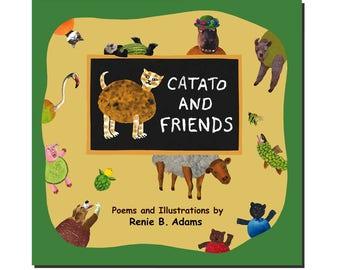 Catato and Friends CHILDREN'S BOOK