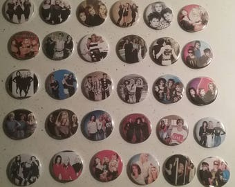 Bananarama 30 Pinback Button Collection