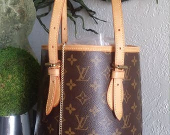 Louis Vuitton Bucket Bag PM 2005 Model Original Great Condition!