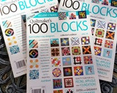 Signed Copy of Quiltmaker's 100 Blocks, Vol. 14
