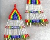 ON SALE MTO Rainbow Connection Earrings