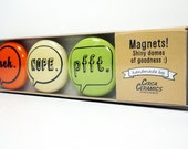 magnet set of commentary II. (3pk)