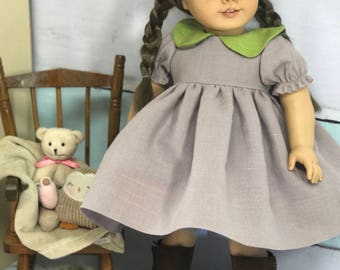 "Doll outfit fits 18"" AG doll 2 pc"