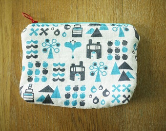 PataPri linen pouch