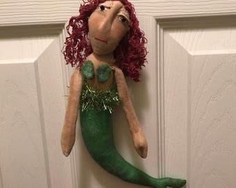Primitive Doll Mermaid