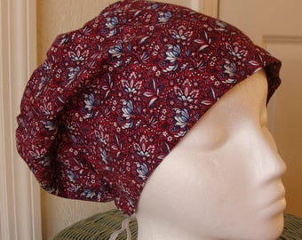 Anne Louise Hattie Style..............Surgical Hat....Bakers Hat