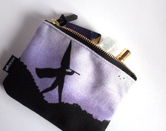 Pied piper of Hamelin - Illustrated pouch - 6x5 inches