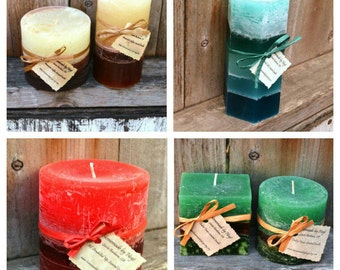 Bulk Mystery Box of Scented Candles Handpicked to Fit Your Taste
