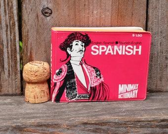 Minimax Spanish-English Dictionary (1969)