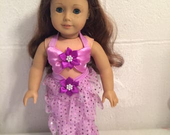 "Doll clothes that fits the American girl and other 18"" dolls"