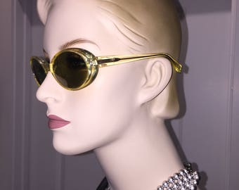 Vintage Oliver Peoples Lady's Sun Glasses