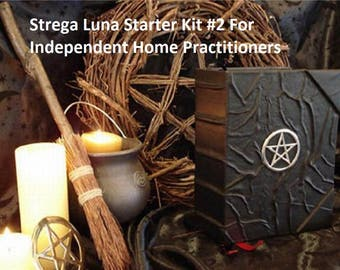 Strega Luna Home Business Startup Kit  #2-The Coven-Work from home, metaphysical shop near, earn money home, the best direct sales companies