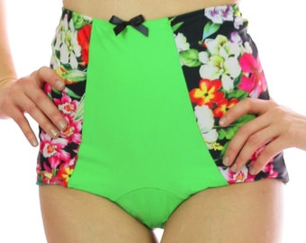 Tropic Punch Retro Bottom