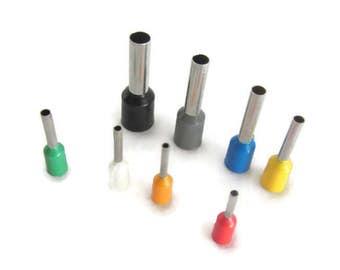 Micro Round Cutters - Mini Circle Cutters - Circle Cutters - Set of 8 Circle Cutters - Polymer Clay Cutters - Salt Dough Cutters