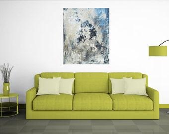 Original Abstract Painting. Abstract Art. Original Painting. Abstract painting. Concrete. Industrial. Minimal. Original Art. Grey. Black
