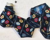Vintage Embroidered Daisy Trim