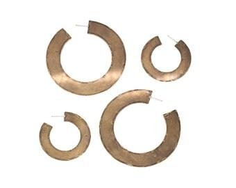Ghanima Hoop Earrings