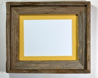 Rustic Reclaimed Wood Shelves And Barnwood Frames By