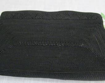 Corded Evening Clutch
