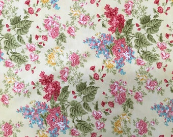 Forever Love designed by Eleanor Burns for Benartex Fabrics  1 yard cut