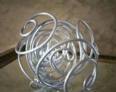 Metal Bridal Bouquet