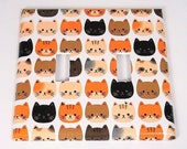 Double Light Switch Cover Switchplate  Wall Decor Light Switch Plate in  Cool Cats (236D)