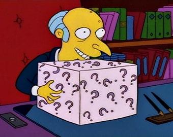 Urbnpop print mystery pack