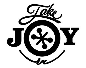 Take Joy In Jacks Decal