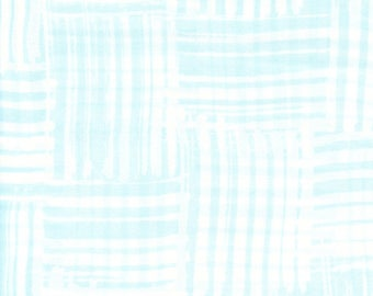 RJR Blossom Batiks 3140 2 Baby Blue Stripes By The Yard