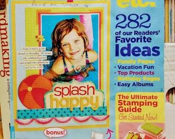 Sale: Scrapbooks etc. Papercrafting Ideas magazine
