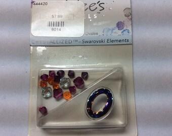 Jolees Jewels Fancy Oval Mix