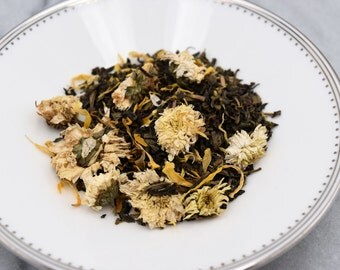 Organic Green Tea - Fleur: Jasmine Bloom