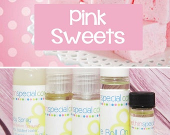 Pink Sweets Perfume, Perfume Spray, Body Spray, Perfume Roll On, Perfume Sample, Dry Oil Spray, Pink Sugar Perfume, You Choose the Product