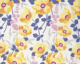 Monarch in Slate - Atrium - Joel Dewberry - 1 YARD Fabric