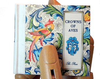 Crowns of Aves     Bo Press Miniature Books