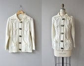 Ayershire cardigan | vintage 1970s cardigan | cream 70s sweater