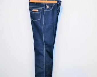 Vintage Jeans High Waist Logo Braxton
