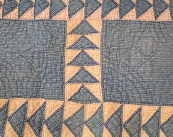 Antique quilt piece
