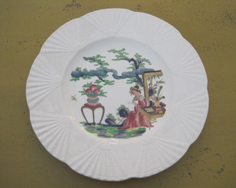 Antique Wedgewood Dinner Plate