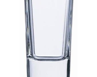 2.5 Ounce Square Shot Glass