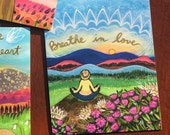 Magnet : Breathe in Love #28-M