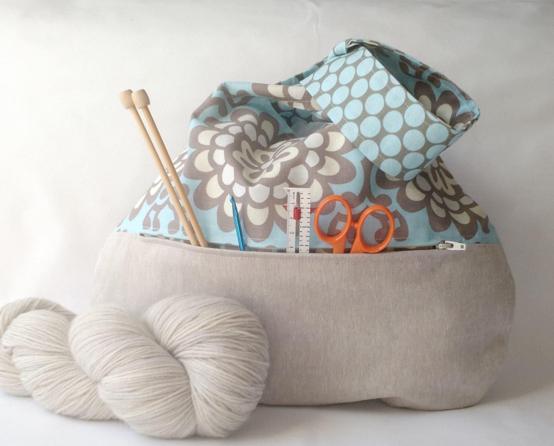 Knot Bag Knitting Pattern : knitting crochet sock shawl scarf project bag japanese knot
