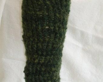 leg warmers - acrylic/ olefin - knit
