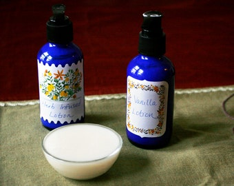 Herb Infused Body Lotion