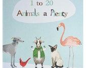 1 to 20 Animals a Plenty