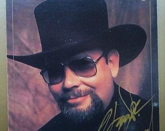 Hank Williams Jr autographed card